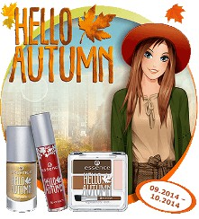 essence hello autumn