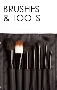 brushes and accessoires