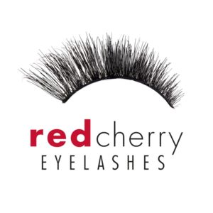 Red Cherry Falsche Wimpern Red Hot Wink collections retro Echthaar Einzelbild
