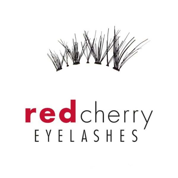 Red Cherry Falsche Wimpern el213 ds04 demi Wispy Accent Einzelbild