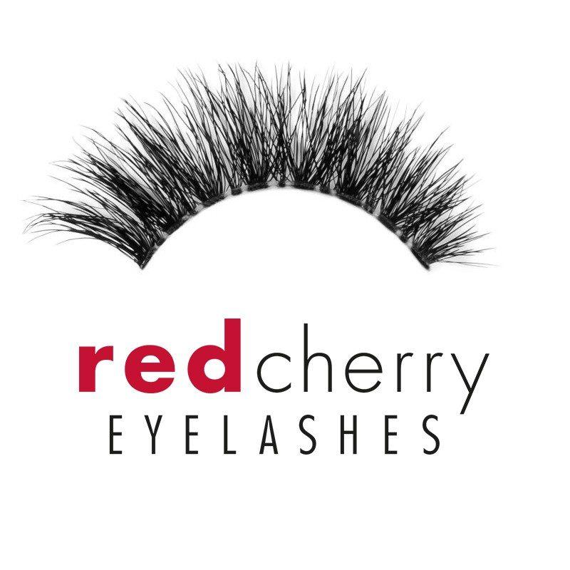 Red Cherry Falsche Wimpern Drama Queen Savana Einzelbild