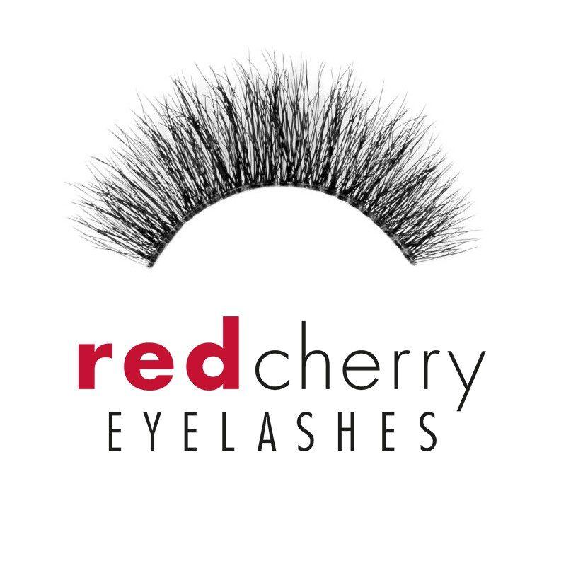 Red Cherry Falsche Wimpern Drama Queen Dasha Einzelbild